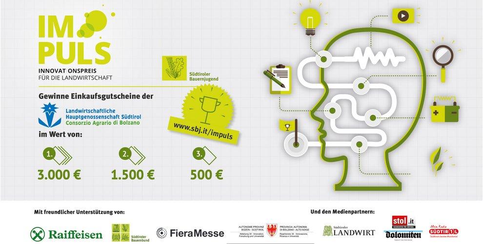 Innovative Projekte gesucht: Mach mit und gewinne!