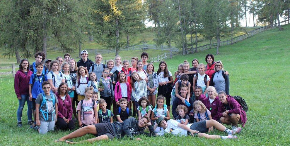 Sommerlager der Katholischen Jungschar Südtirols